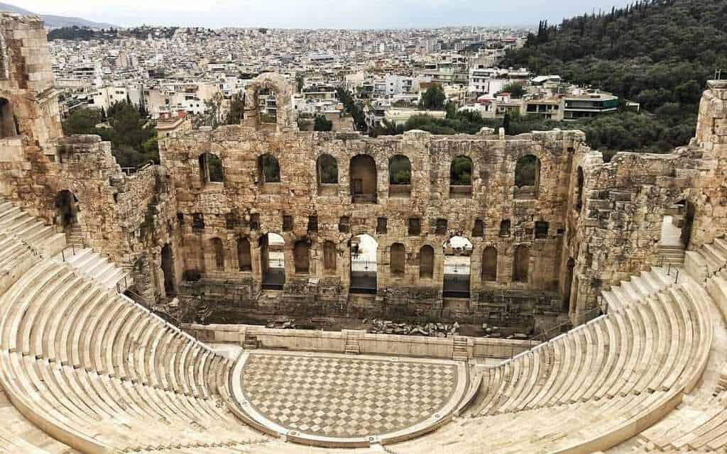 25 Gorgeous Quotes about Athens & Instagram Caption Inspiration