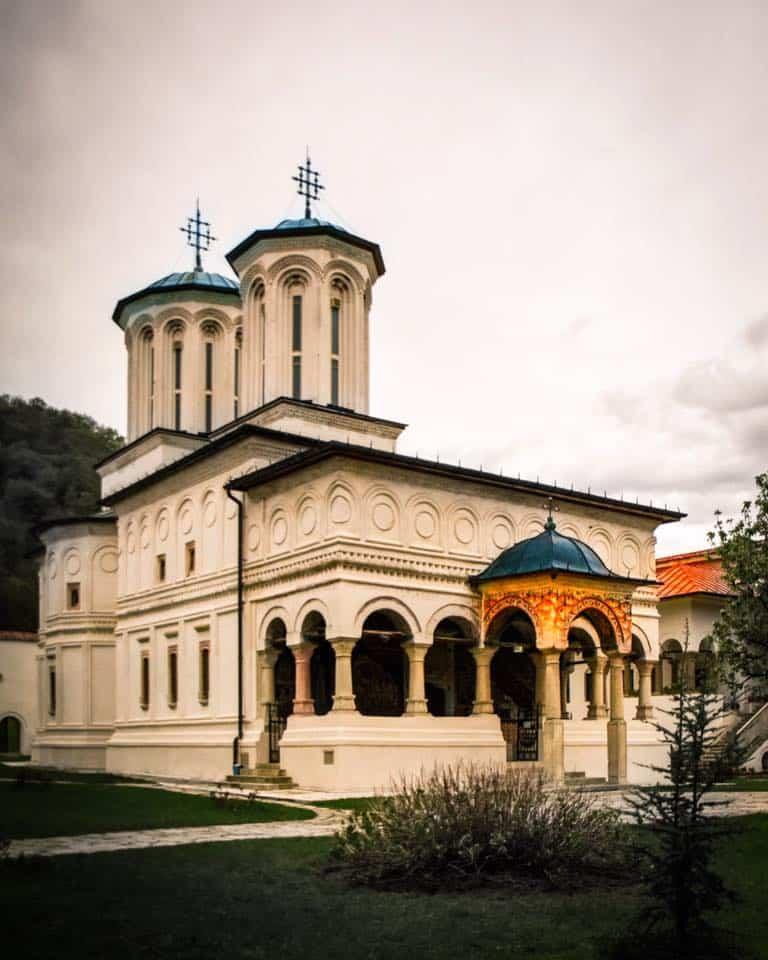 Romania - Horezu - Horezu Monastery