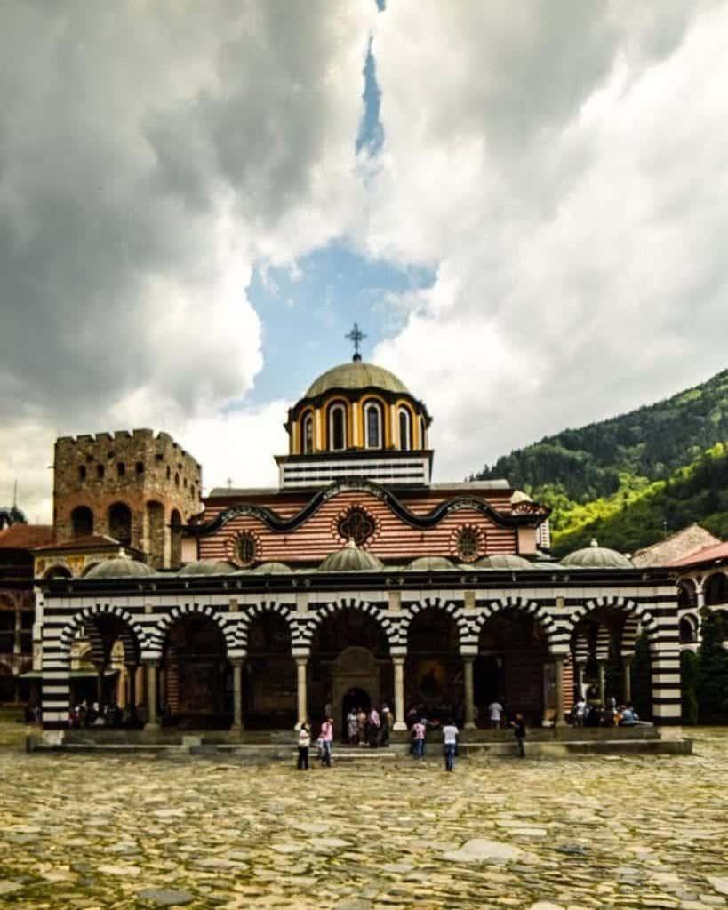 Bulgaria - Rila - Rila Monastery