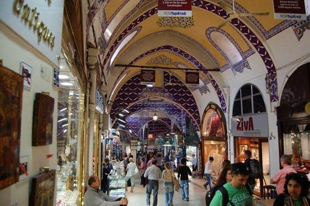 Turkey - Istanbul - Grand Bazaar