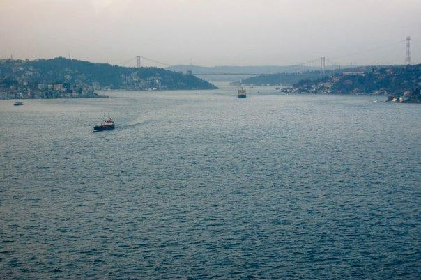 Turkey - Istanbul - The Bosphorus