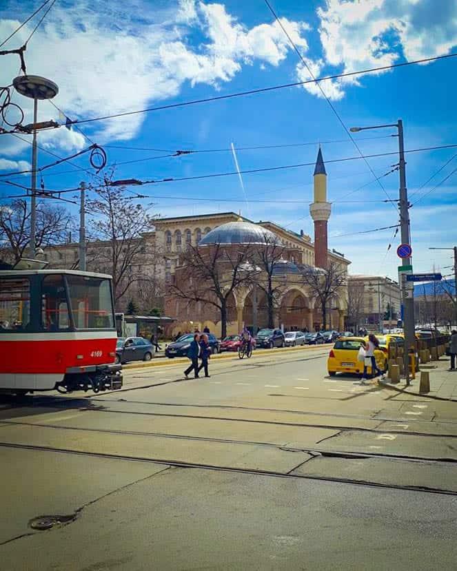 Bulgaria - Sofia - Banya Bashi Mosque