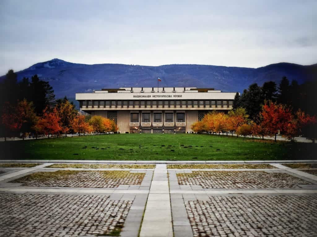 Bulgaria - Sofia- National Historical Museum