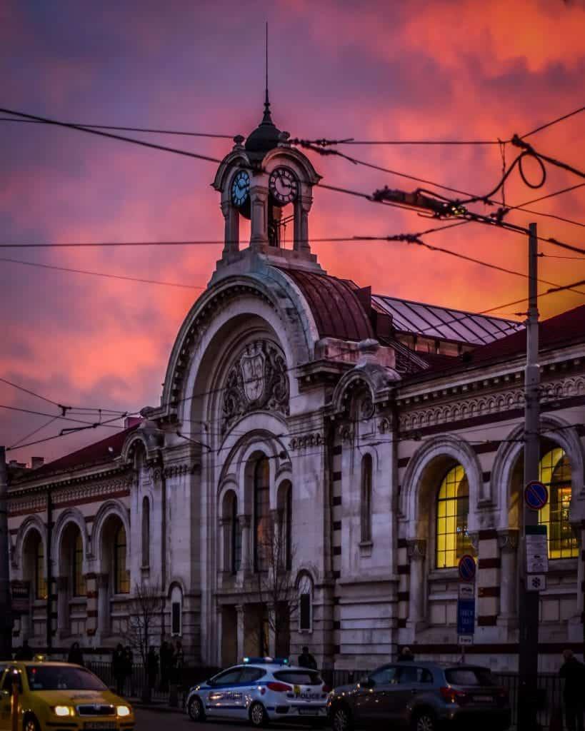 Bulgaria - Sofia - Central Market
