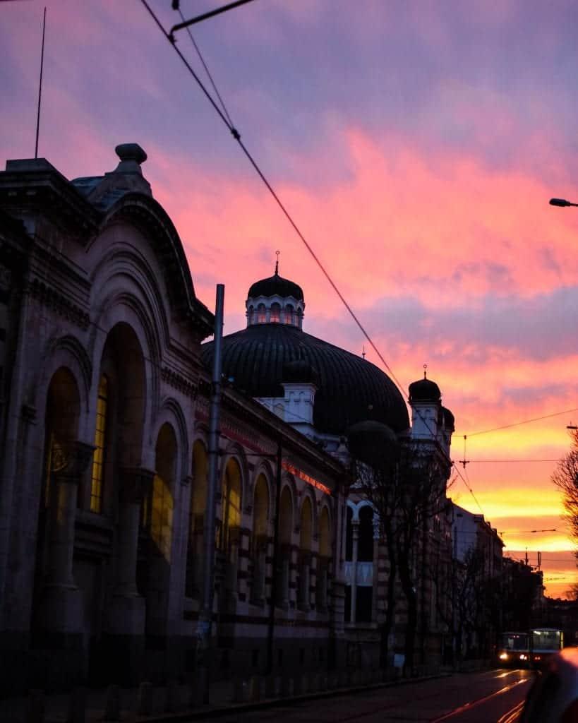 Bulgaria - Sofia - Synagogue