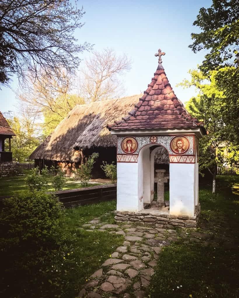Romania - Bucharest - Romanian Peasant Museum