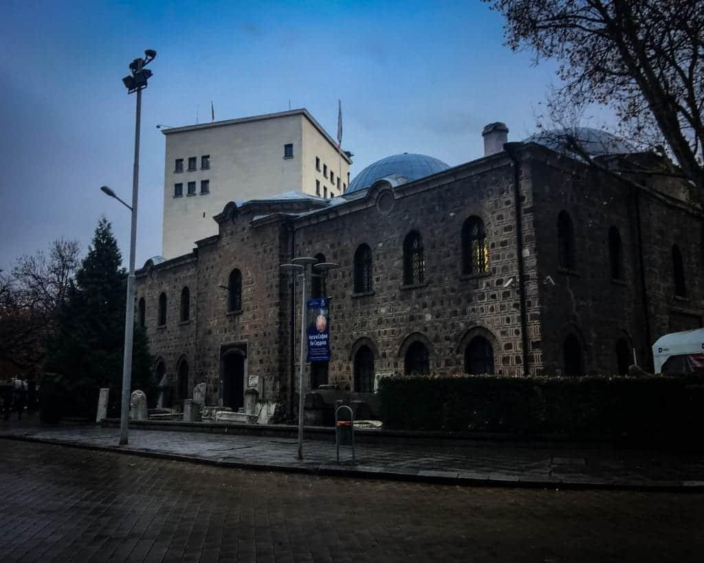 Bulgaria - Sofia - National Archeological Museum