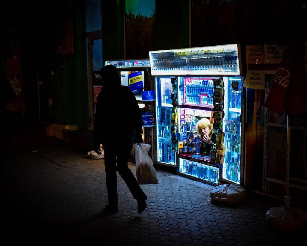 Bulgaria - Sofia - Klek Shop