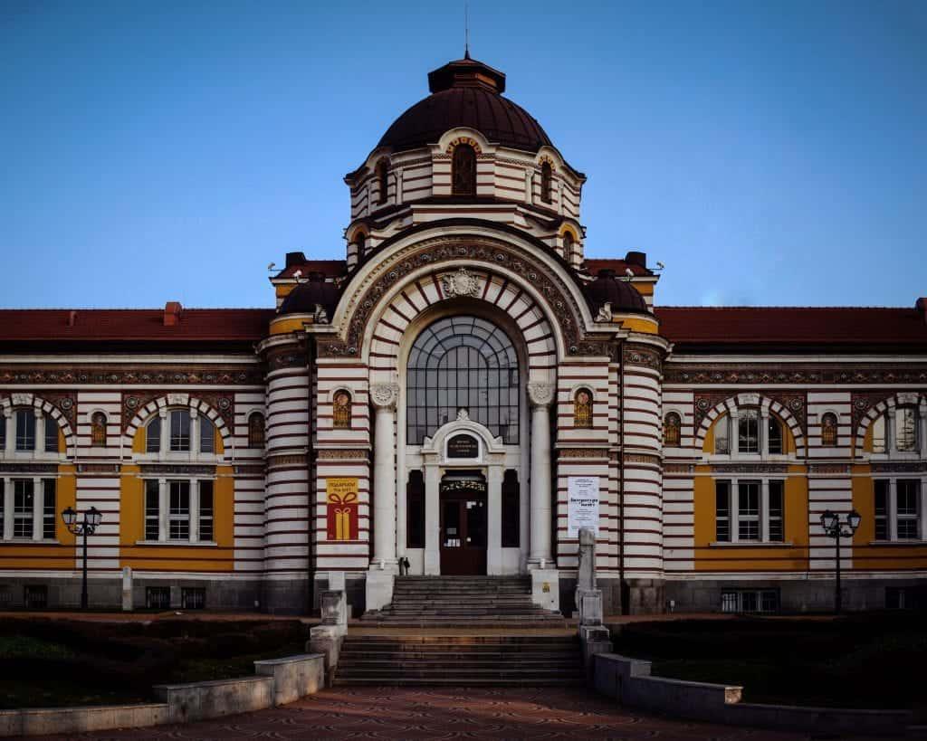 Bulgaria - Sofia - Sofia Central Mineral Baths