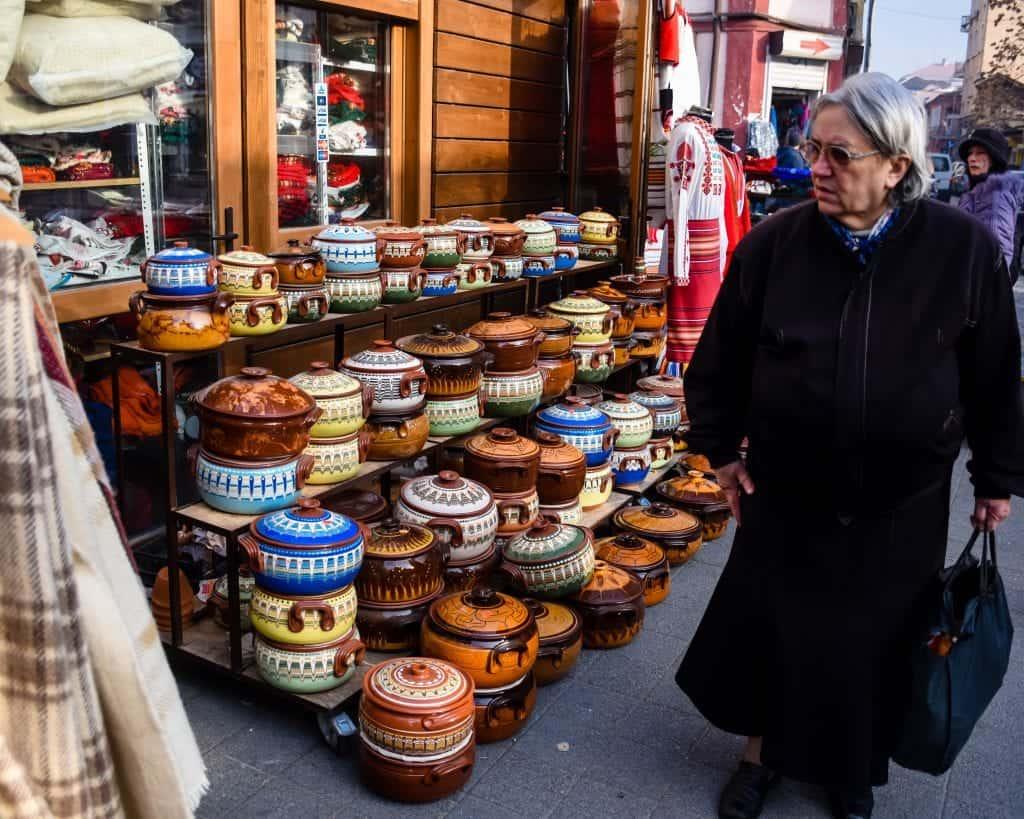 Bulgaria - Sofia - Jenskii Pazar