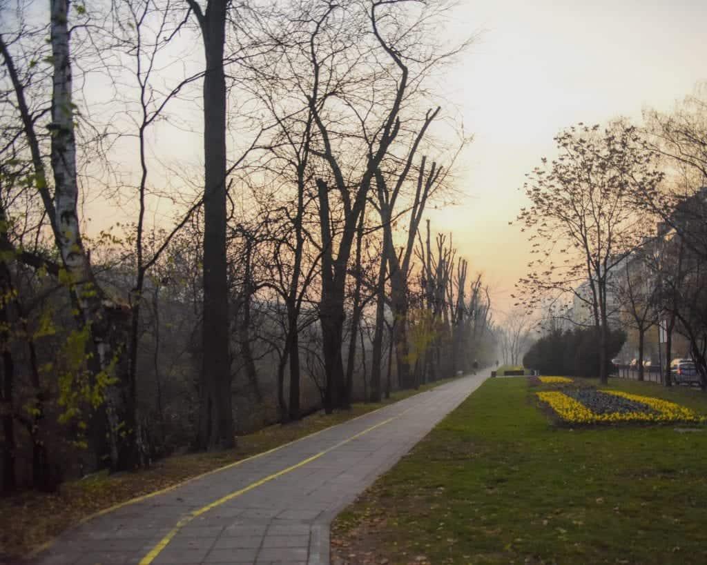 Bulgaria - Sofia - Borisova Gradina Park