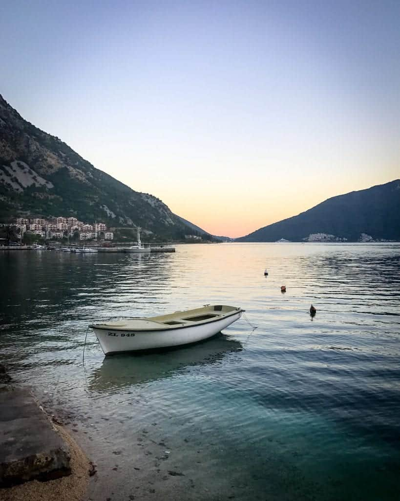 Montenegro - Kotor - Bay of Kotor