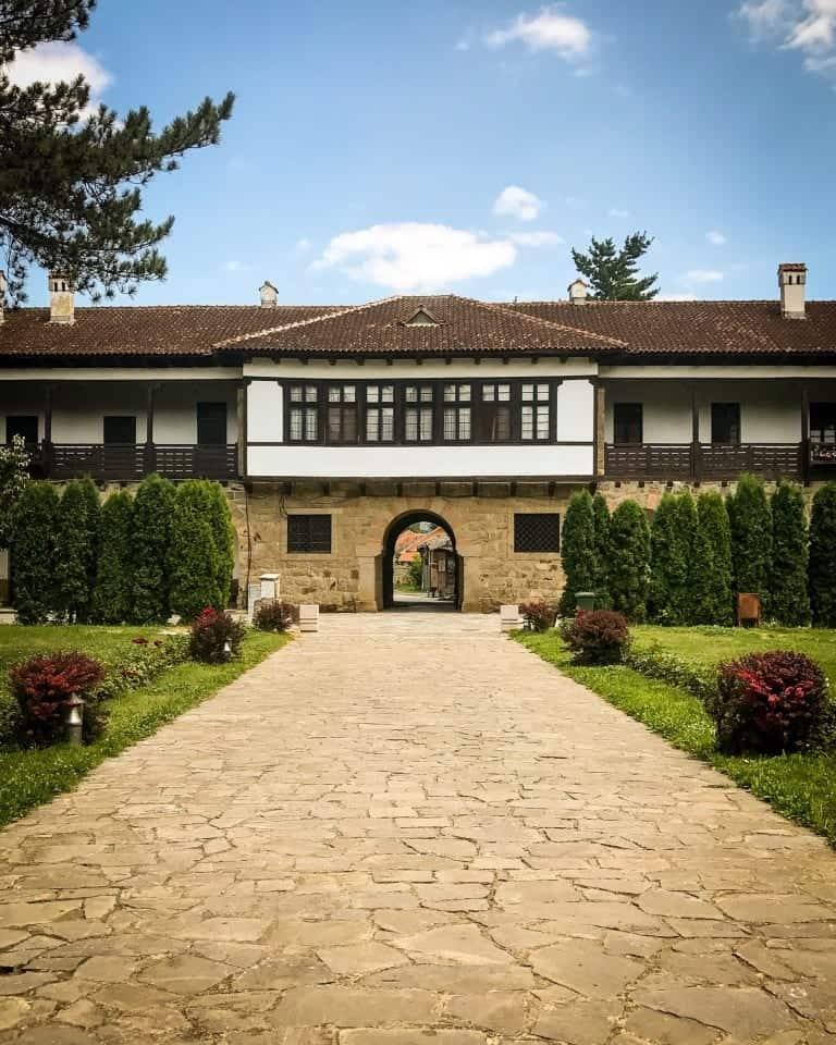Kosovo - Gracanica - Gracanica Monastery