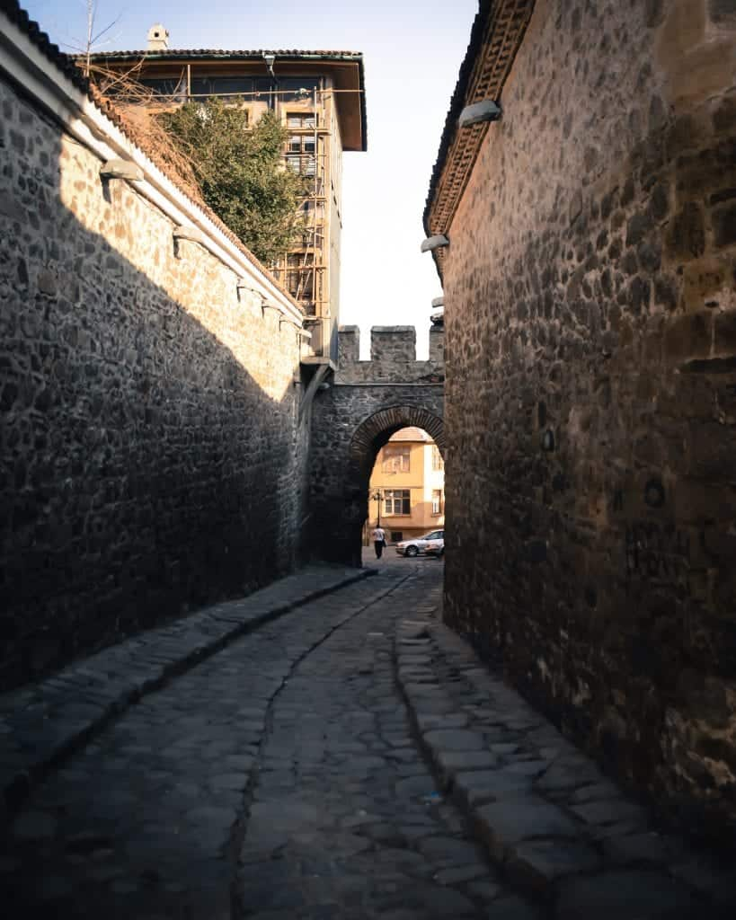 Bulgaria - Plovdiv - Eastern Gate of Philippopolis