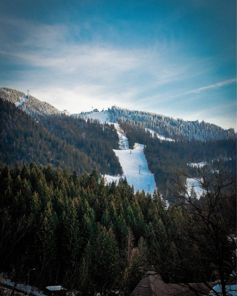 Romania - Poiana Brasov - Ski Resort