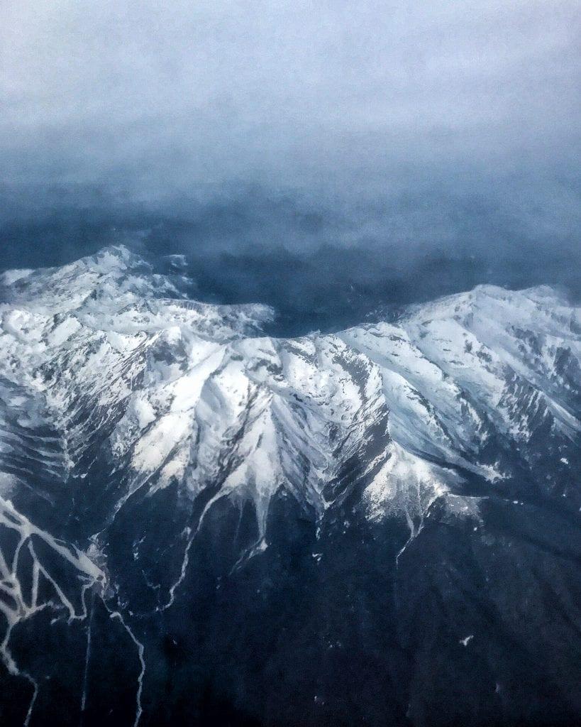 Bulgaria - Pirin - Flying over the Pirin Mountains