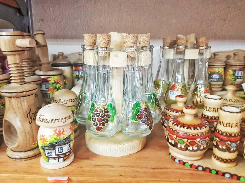 Bulgaria - Plovdiv - Bulgarian Souvenirs