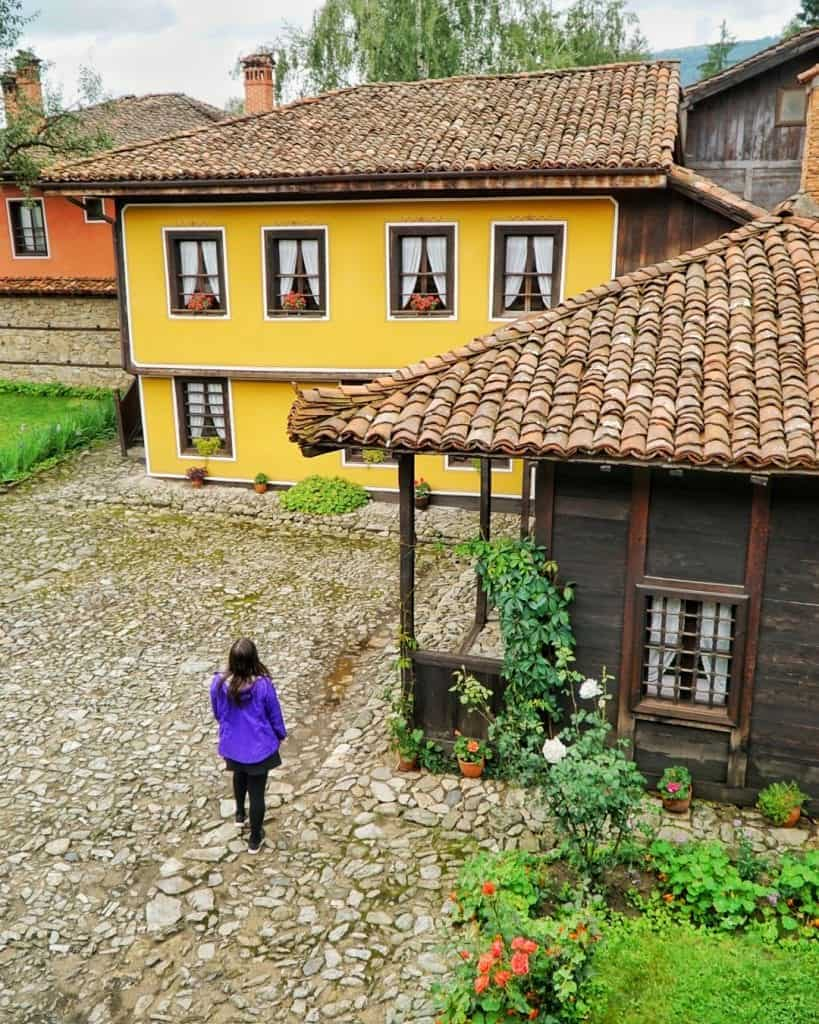 Bulgaria - Koprivshtitsa - Museum houses
