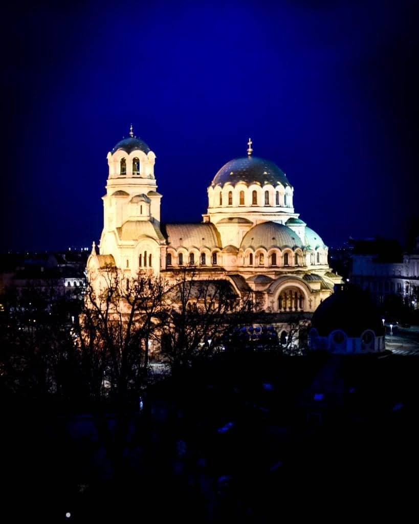 Bulgaria - Sofia - Alexander Nevsky Cathedral