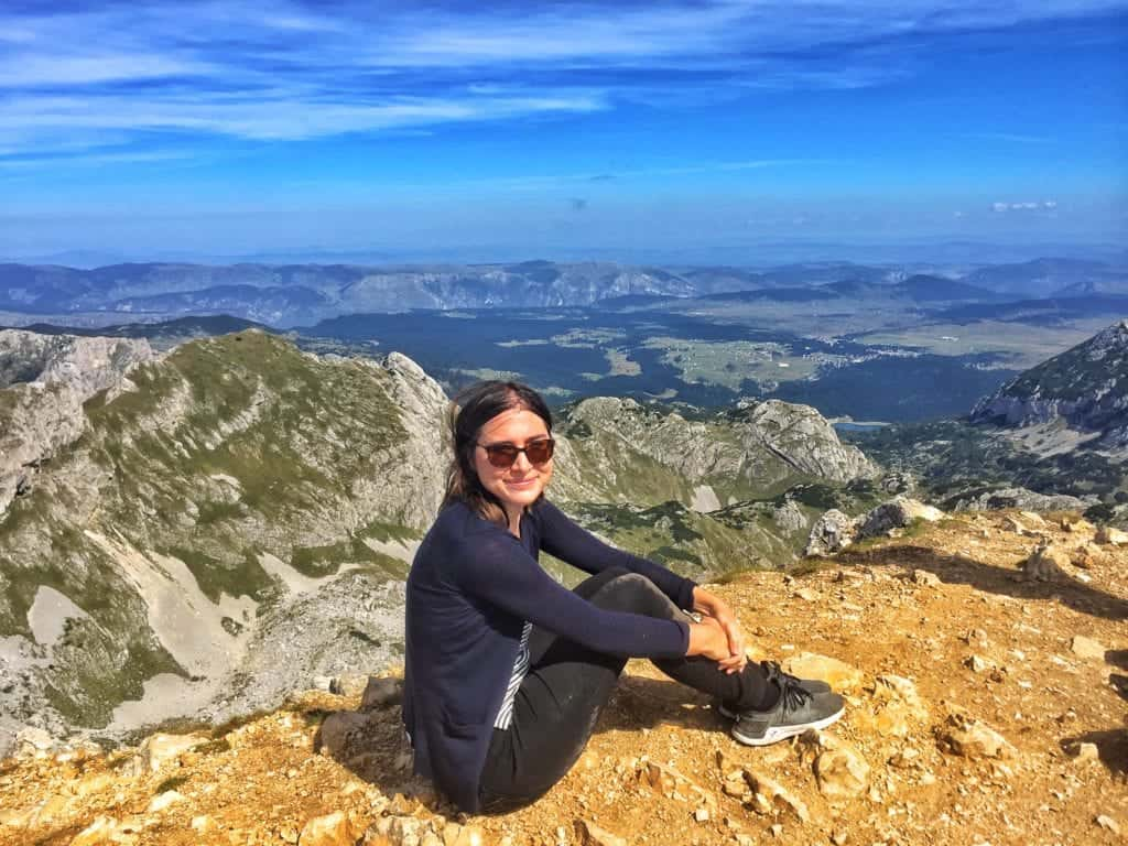 Montenegro - Durmitor National Park - Bobotov Kuk