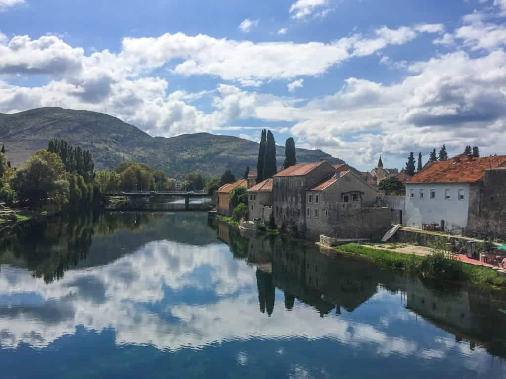 Bosnia - Trebinje - river