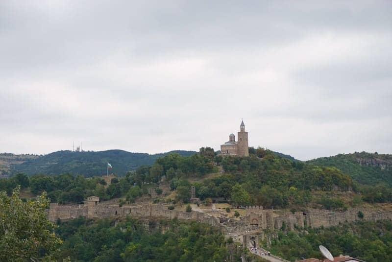 Bulgaria - Veliko Tarnovo - Tsaravets