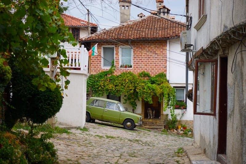 Bulgaria - Veliko Tarnovo - Lada