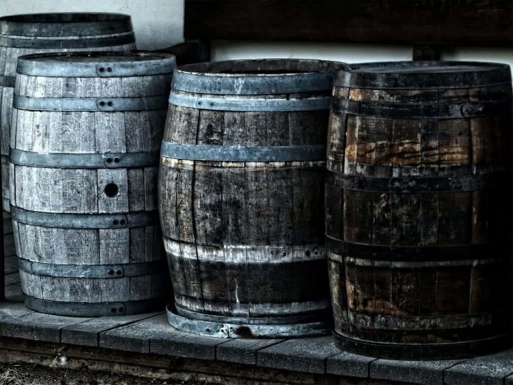 Bulgaria - Plovdiv - Wine Barrels - Pixabay