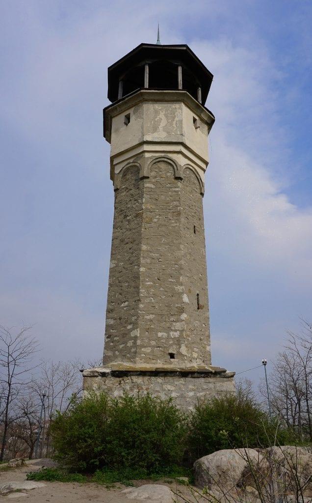 Bulgaria - Plovdiv - Clock Tower