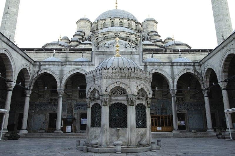 Turkey - Istanbul - Mosque