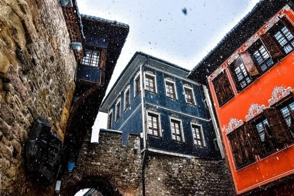 Bulgaria - Plovdiv - Old Town - Pixabay
