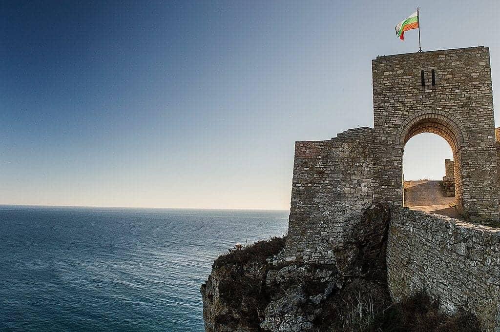 Bulgaria - Kaliakra Fortress - Wikimedia