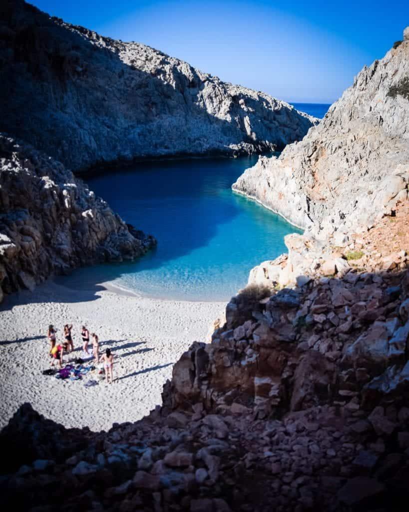 Greece - Crete - Seitan Limania