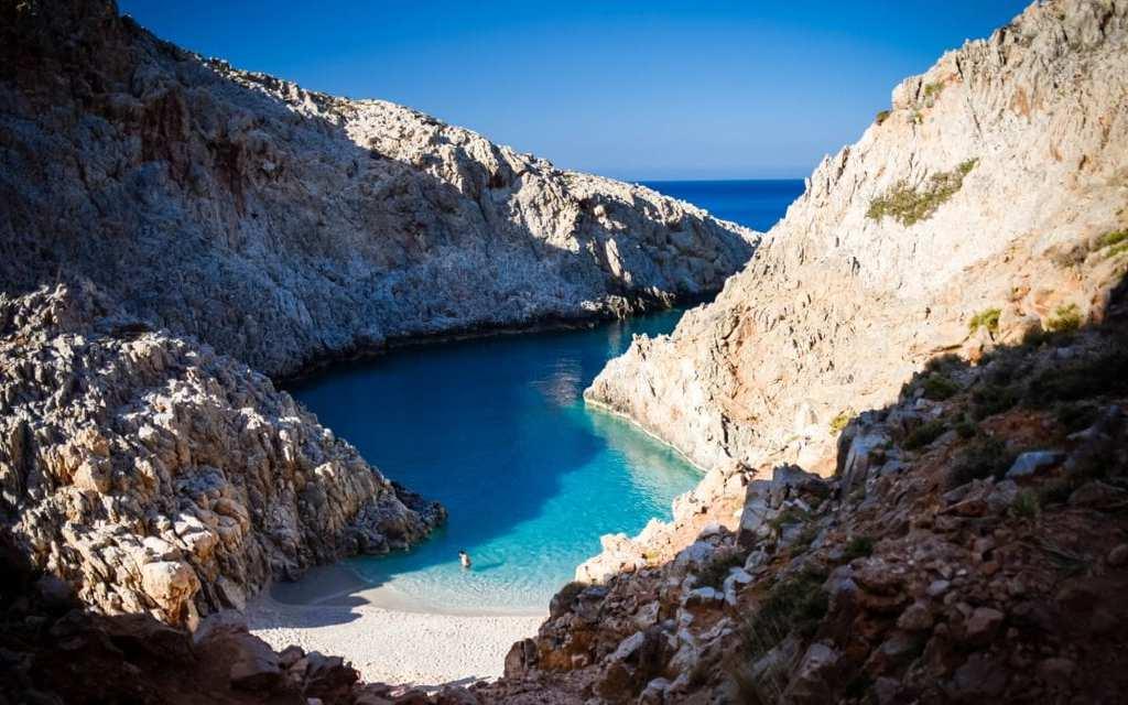 Seitan Limania Beach: Crete's Most Gorgeous Hidden Secret