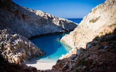Seitan Limania Beach: Crete's Most Gorgeous Hidden Secret