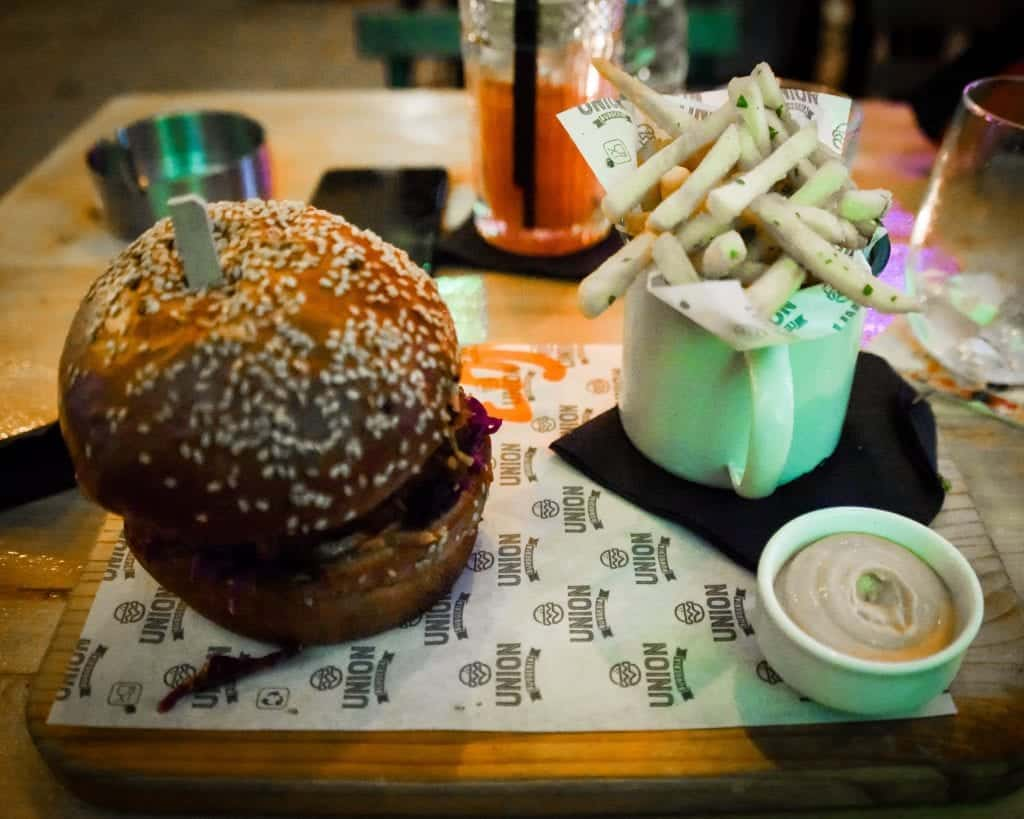 Greece - Rhodes - Union Burger