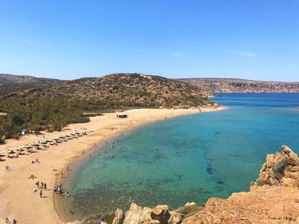 Greece - Crete - Vai Beach - Jose from Collab