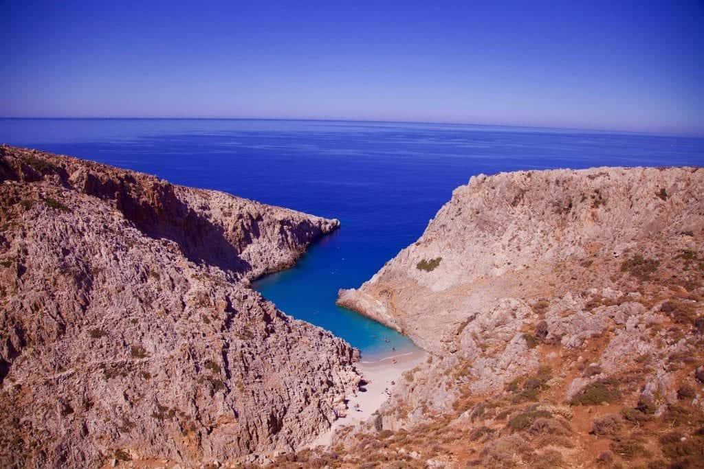 Greece - Crete - Seital Limania Stefanou Beach - Collab Contribution from The World Pursuit