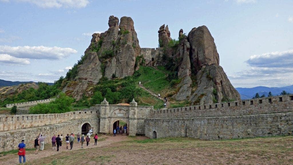 Bulgaria - Belgogradchick - Belgogradchik Fortress - Pixabay