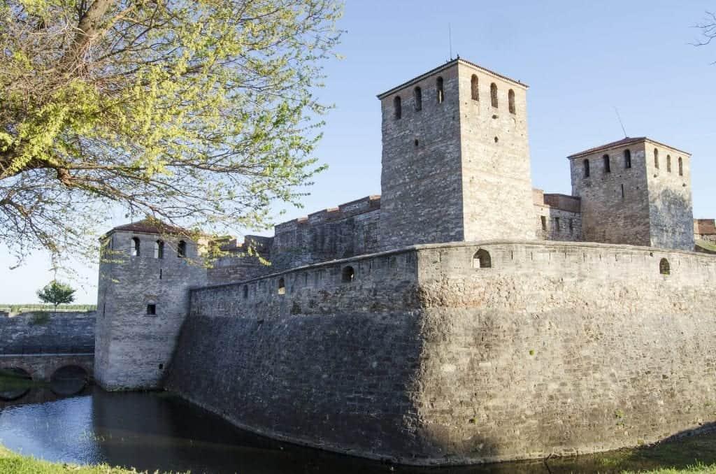 Bulgaria - Baba Vida Fortress - Pixabay
