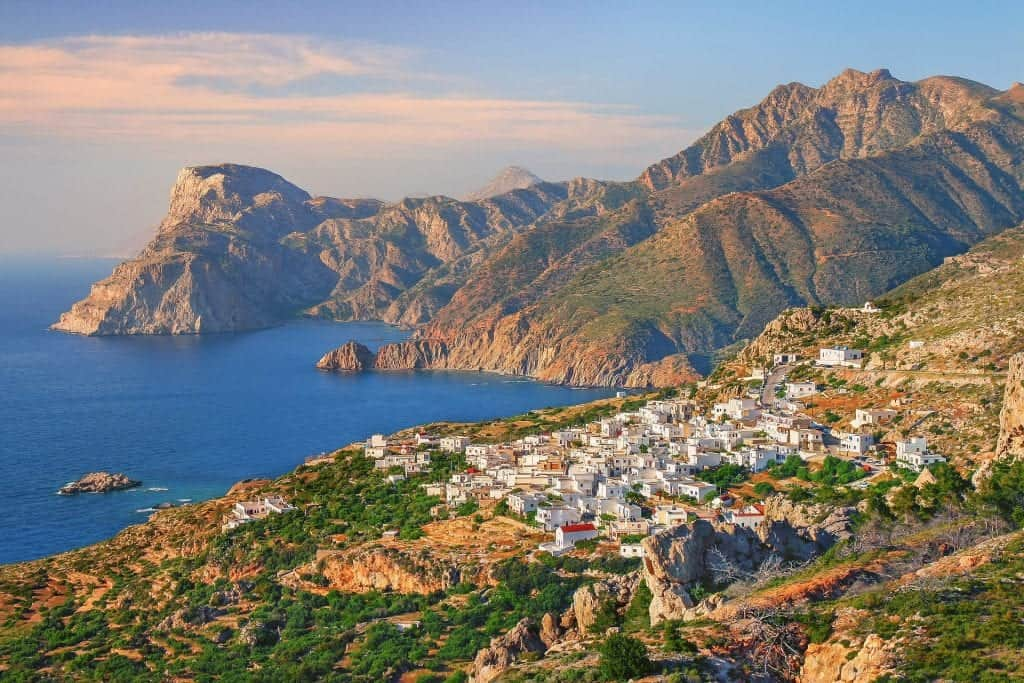 Greece - Karpathos - Bay - Pixabay