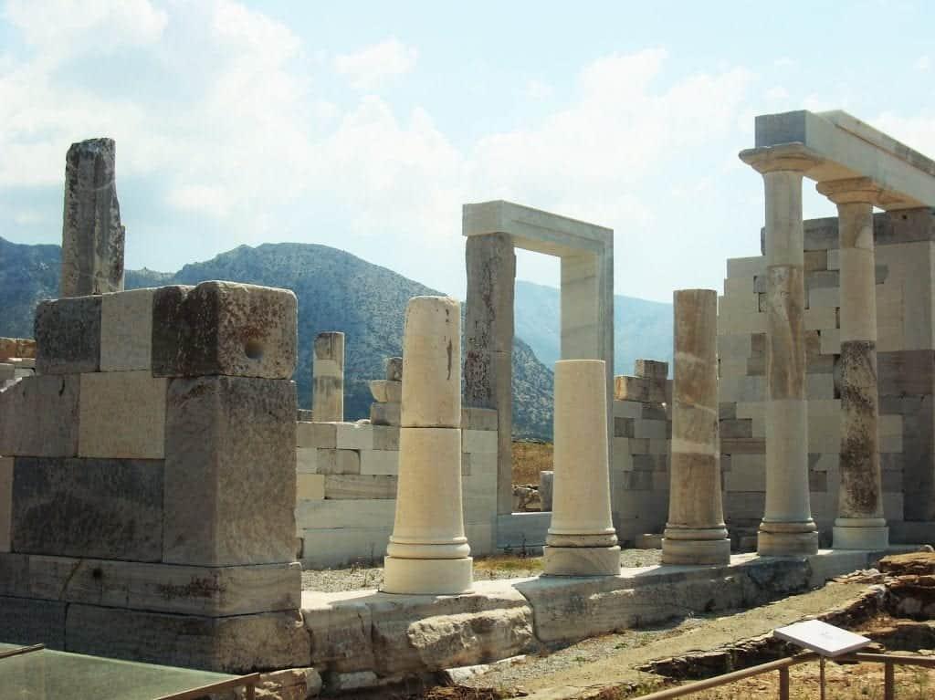 Greece - Delos - Ruins - Pixabay