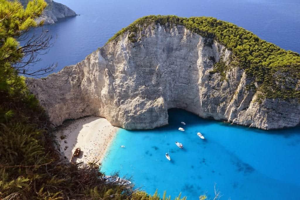 Greece - Zakynthos - Beach - Pixabay