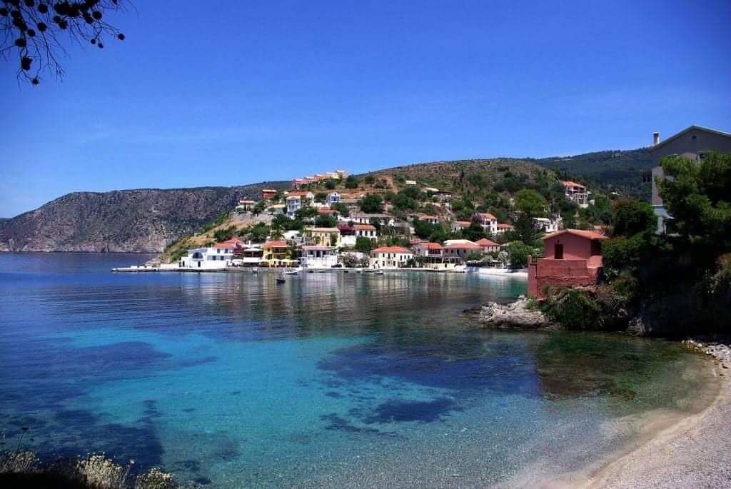 Greece - Kefalonia - Town - Pixabay