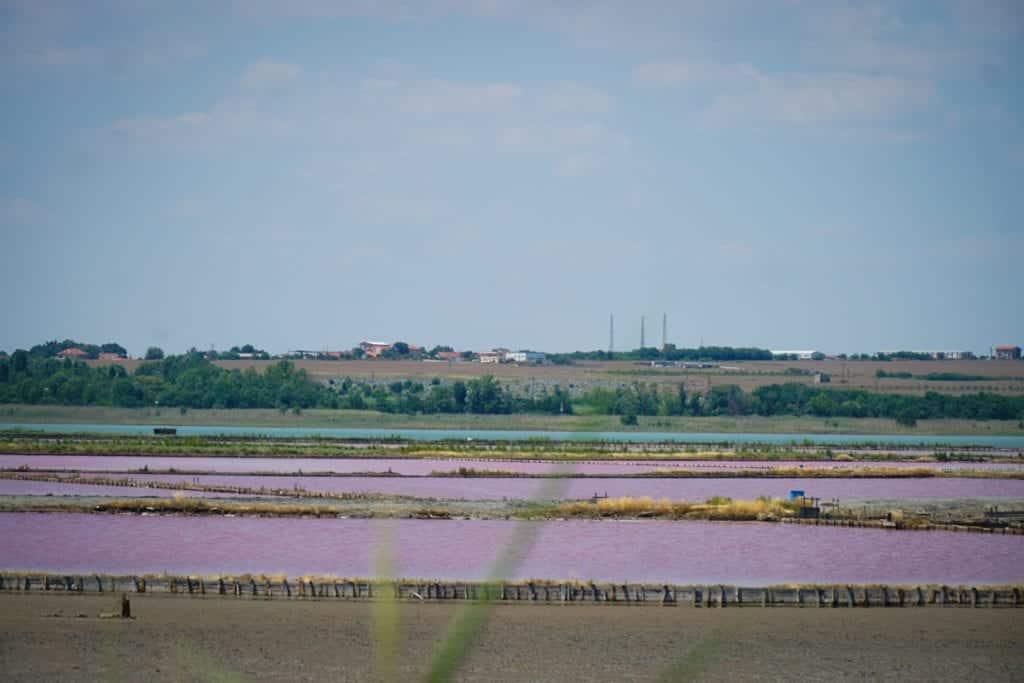Bulgaria - Burgas - Pink Lake