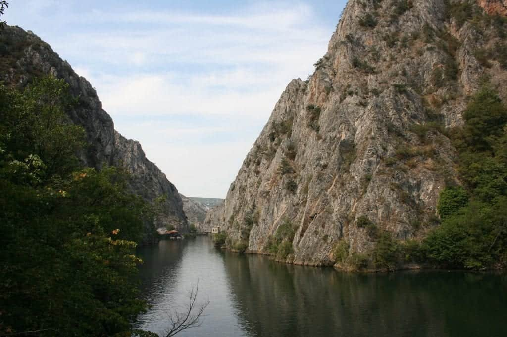 Macedonia - Skopje - Matka Canyon pixabay