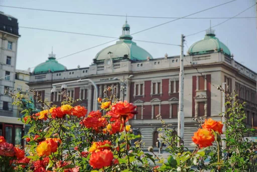 Serbia - Belgrade - National Museum