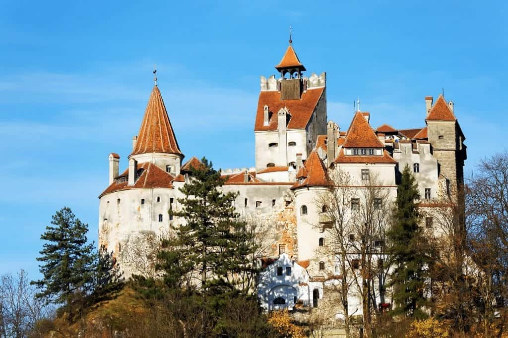 Romania - Bran Castle