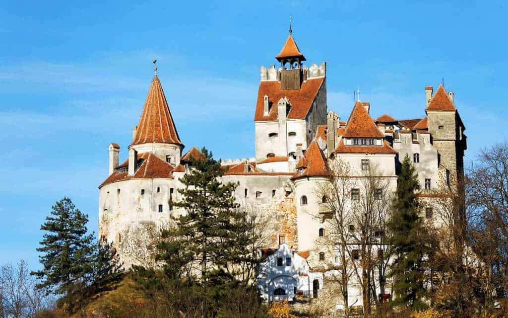 How to Get From Bucharest to Bran Castle (The Easy Way or the Hard Way)