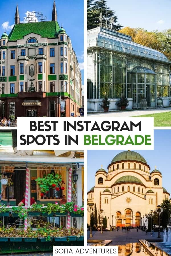 Looking for the best Instagram spots in Belgrade, Serbia? Here are our top Belgrade photography locations as well as our picks for Instagram-worthy places to visit Belgrade. Full of Instagrammable things to do in Belgrade, Belgrade travel tips, and more. Plus, exact Belgrade Insta photo locations that you can easily plug into your Belgrade map!